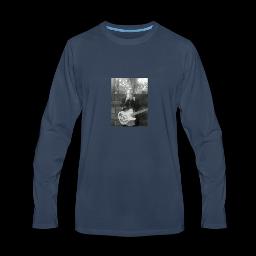 The Power of Prayer - Men's Premium Long Sleeve T-Shirt