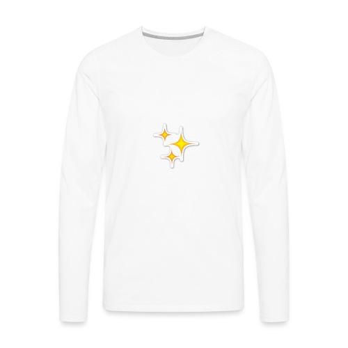 JJ's Stars - Men's Premium Long Sleeve T-Shirt