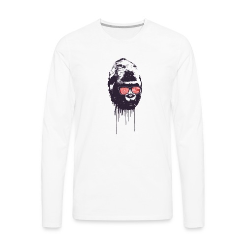 xray gorilla - Men's Premium Long Sleeve T-Shirt