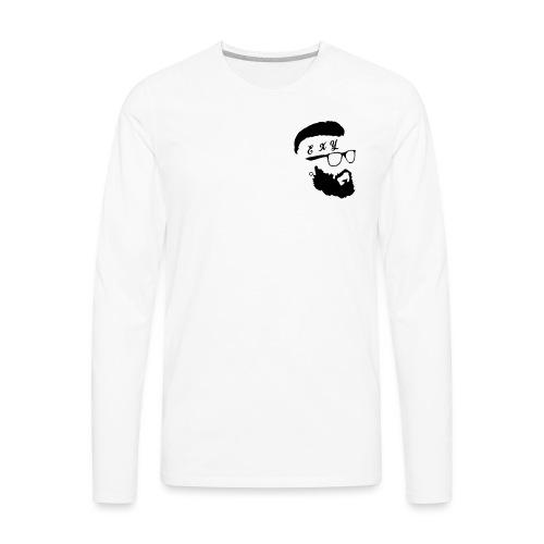Hipster exy - Men's Premium Long Sleeve T-Shirt