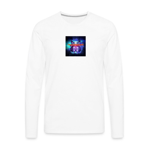 Different logo out go - Men's Premium Long Sleeve T-Shirt