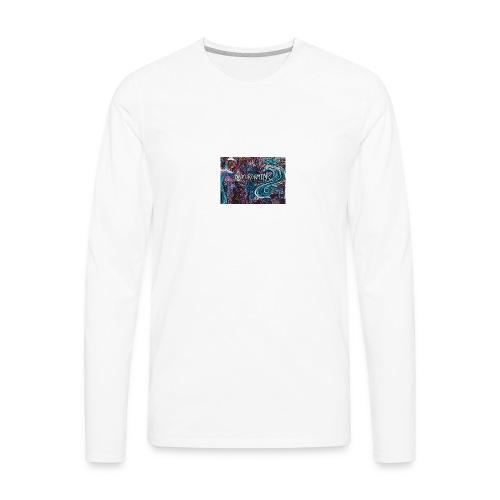 daydreaming - Men's Premium Long Sleeve T-Shirt