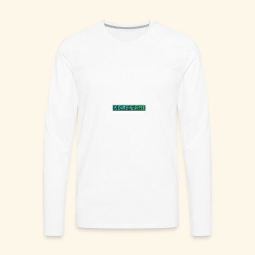 Channel - Men's Premium Long Sleeve T-Shirt