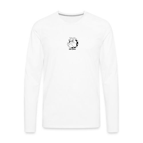 Official Be You Dogs! - Men's Premium Long Sleeve T-Shirt