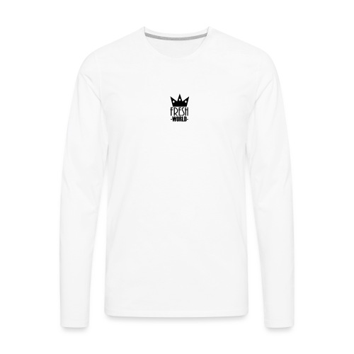Fresh World - Men's Premium Long Sleeve T-Shirt