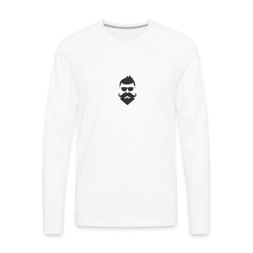 Barber Man - Men's Premium Long Sleeve T-Shirt