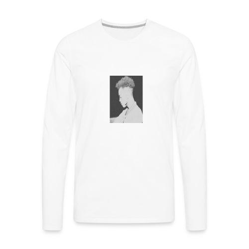 Dead Inside - F0RW4RD - Men's Premium Long Sleeve T-Shirt