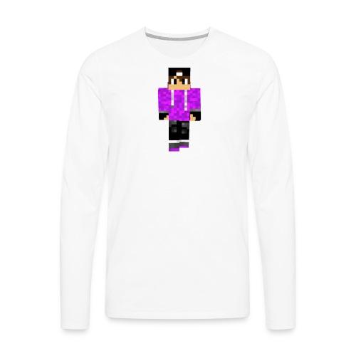 EZPVP Merch - Men's Premium Long Sleeve T-Shirt