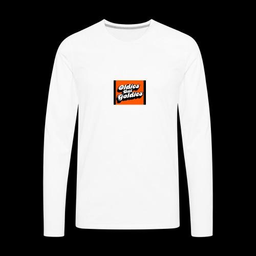 OLDIE 1.0 - Men's Premium Long Sleeve T-Shirt