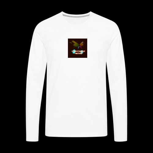 Streetkingz motive - Men's Premium Long Sleeve T-Shirt