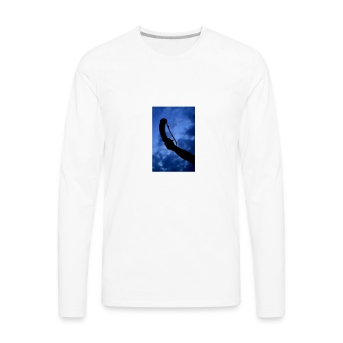 Hail The Gods - Men's Premium Long Sleeve T-Shirt