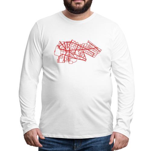 Berlin Kreuzberg - Men's Premium Long Sleeve T-Shirt
