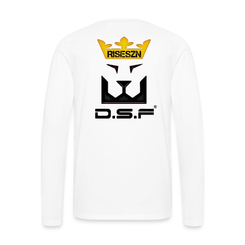 RISESZN - Men's Premium Long Sleeve T-Shirt