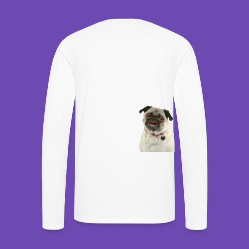 Good times goodbye good boy. - Men's Premium Long Sleeve T-Shirt