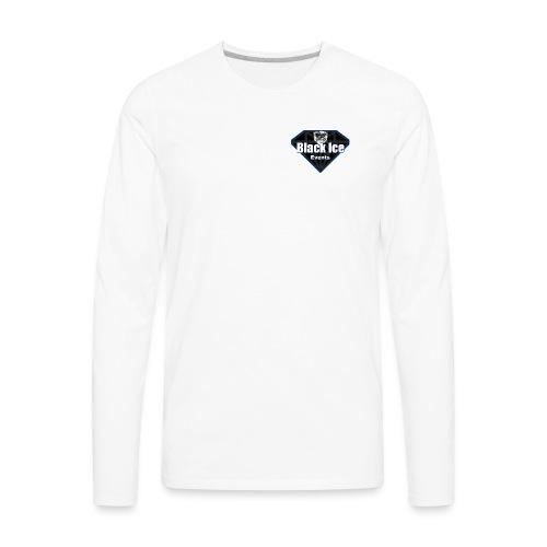 Black Ice Events - Men's Premium Long Sleeve T-Shirt