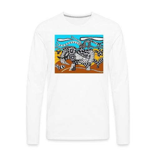 elephant - Men's Premium Long Sleeve T-Shirt