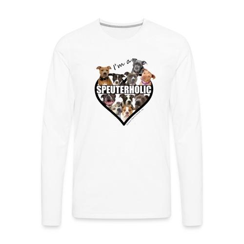 Speuterholic - Men's Premium Long Sleeve T-Shirt