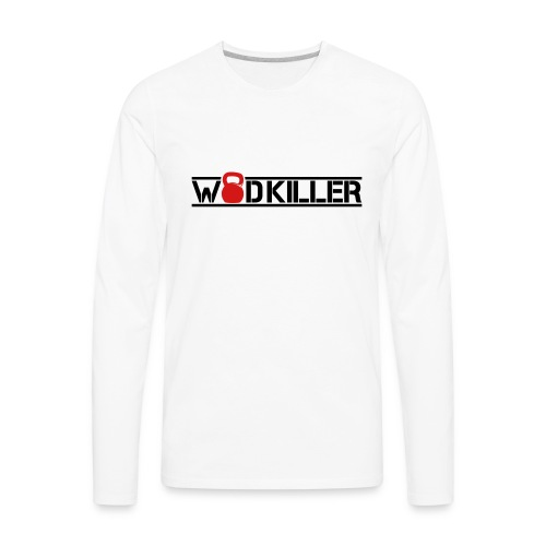 WOD - Men's Premium Long Sleeve T-Shirt