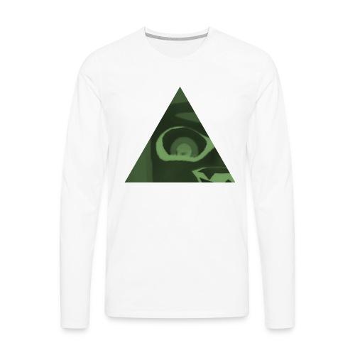 Iwoomyna T-Shirt - Men's Premium Long Sleeve T-Shirt