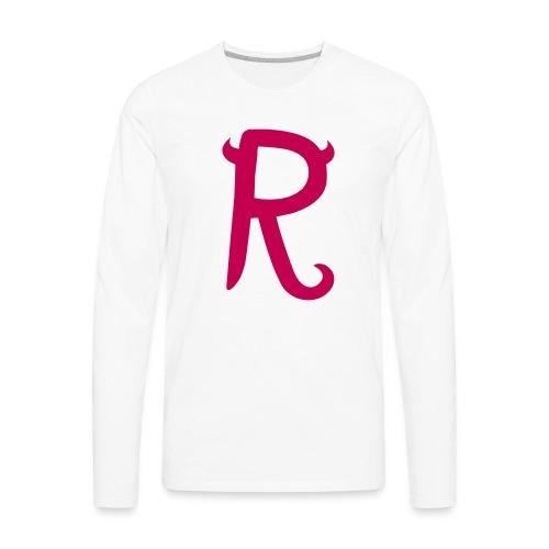 R - Men's Premium Long Sleeve T-Shirt