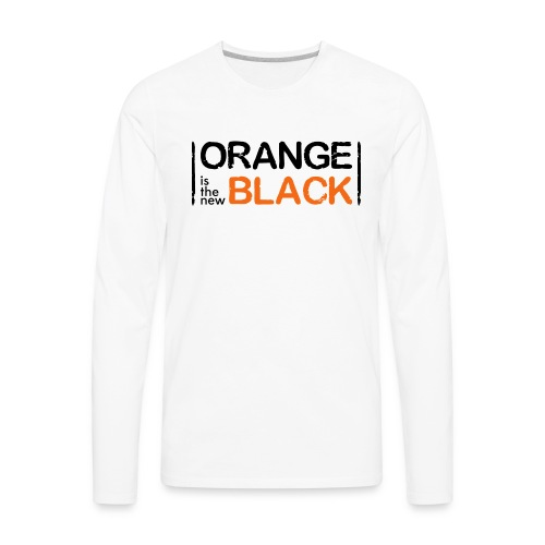 Free Piper, Orange is the New Black Women's - Men's Premium Long Sleeve T-Shirt