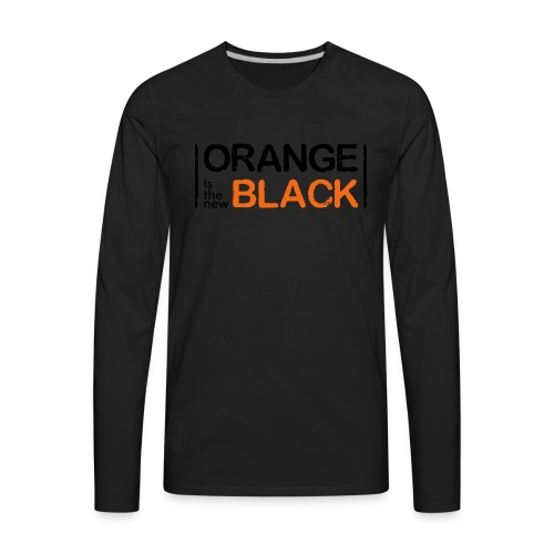 Free Piper, Orange is the New Black Women's - Men's Premium Long Sleeve T-Shirt