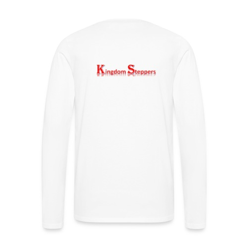 IMG 20181119 093149 Kingdom Wear - Men's Premium Long Sleeve T-Shirt