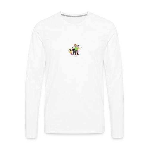 Lost The Plot Merch - Men's Premium Long Sleeve T-Shirt