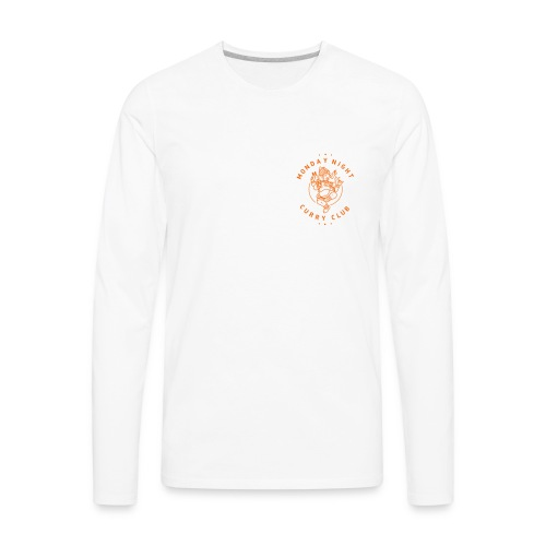MNCC LONG SLEEVE MEMBER SHIRT - Men's Premium Long Sleeve T-Shirt