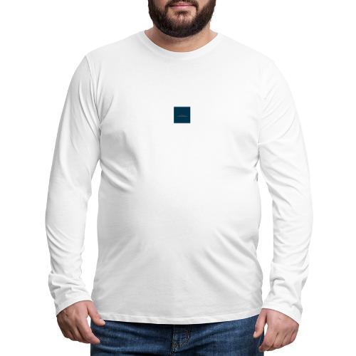 One-Tip Gaming (Only Logo) - Men's Premium Long Sleeve T-Shirt