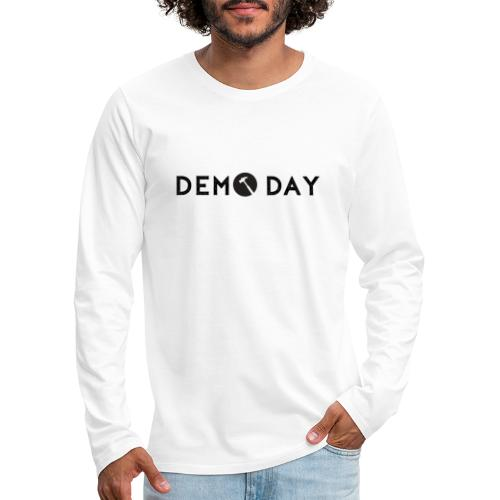 DEMO DAY - Men's Premium Long Sleeve T-Shirt