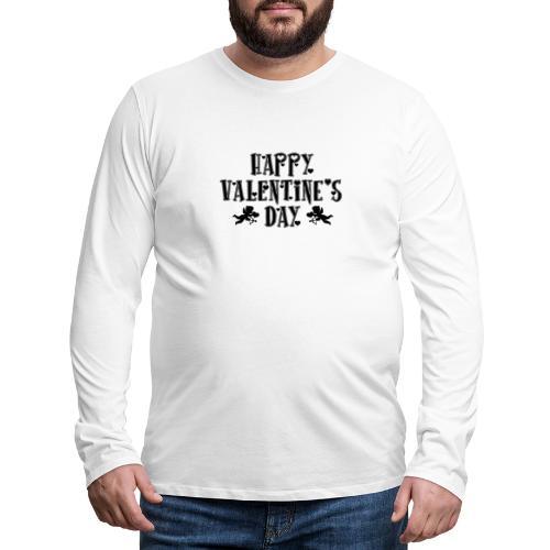 vALENTINE - Men's Premium Long Sleeve T-Shirt