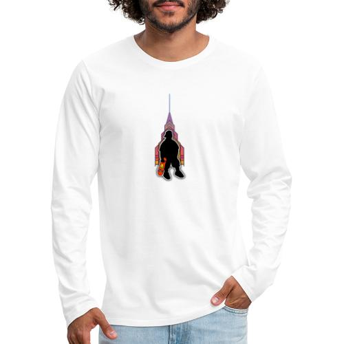 Poser Palace Classic Graphic - Men's Premium Long Sleeve T-Shirt