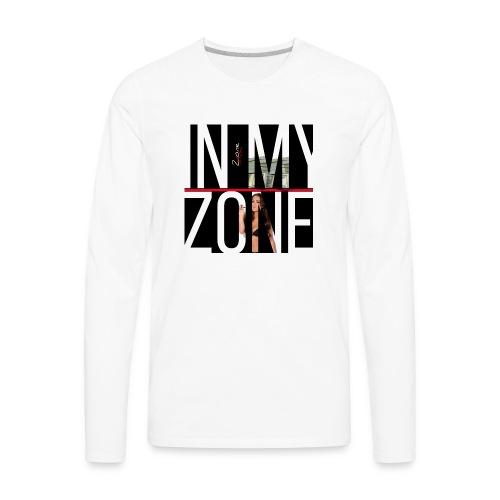 In The Zone - Men's Premium Long Sleeve T-Shirt