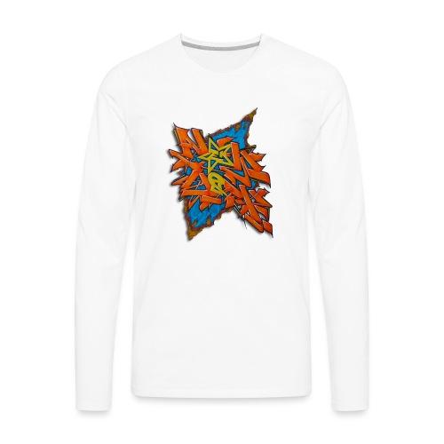 Artgomez14 - NYG Design - Men's Premium Long Sleeve T-Shirt