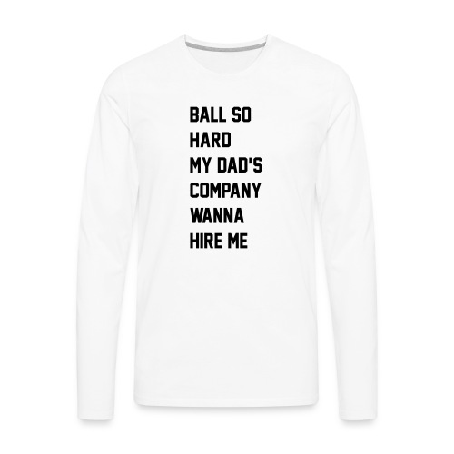 ni__asinparis - Men's Premium Long Sleeve T-Shirt