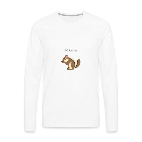 Chipmunk boi - Men's Premium Long Sleeve T-Shirt