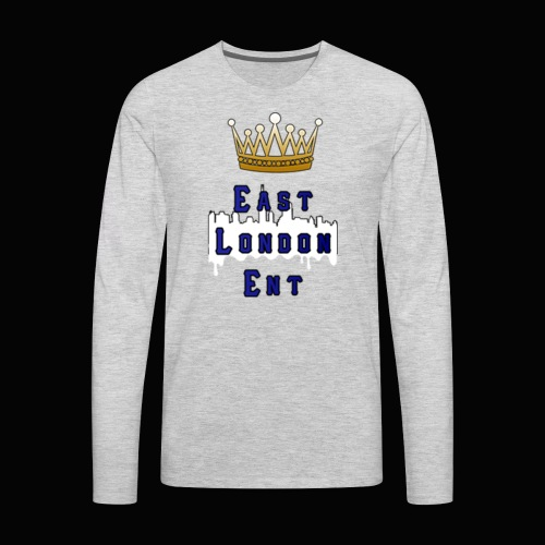 East London Ent! - Men's Premium Long Sleeve T-Shirt