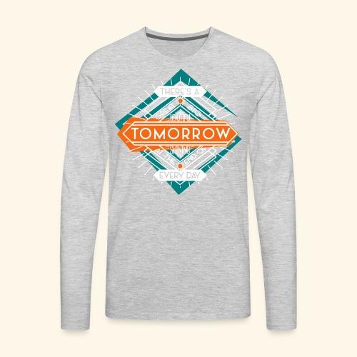 Carousel's Promise - Men's Premium Long Sleeve T-Shirt