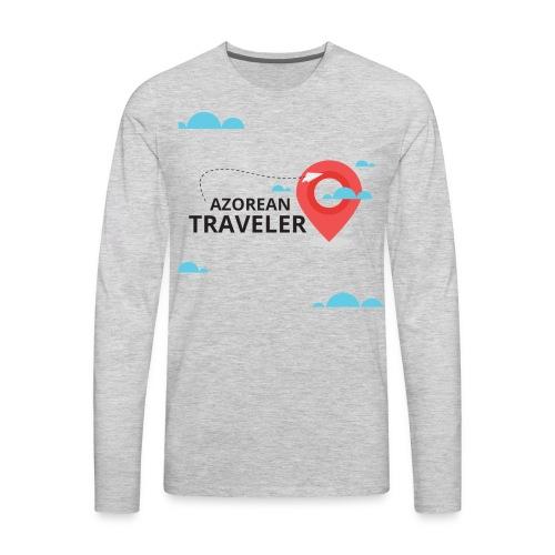 AzoreanTraveler - Men's Premium Long Sleeve T-Shirt