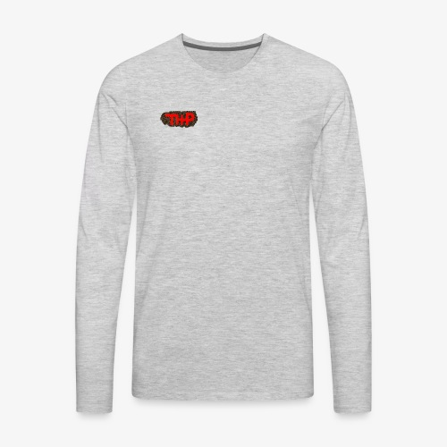 THHP Patch - Men's Premium Long Sleeve T-Shirt