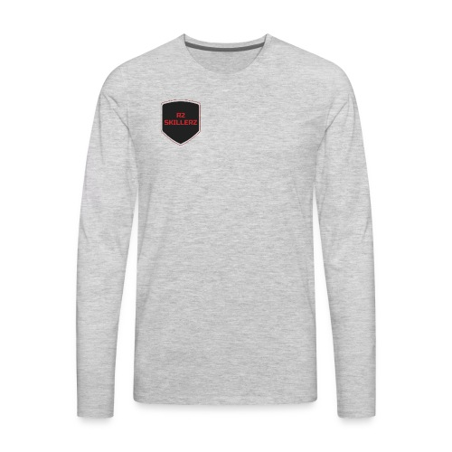 Design 3 - Men's Premium Long Sleeve T-Shirt