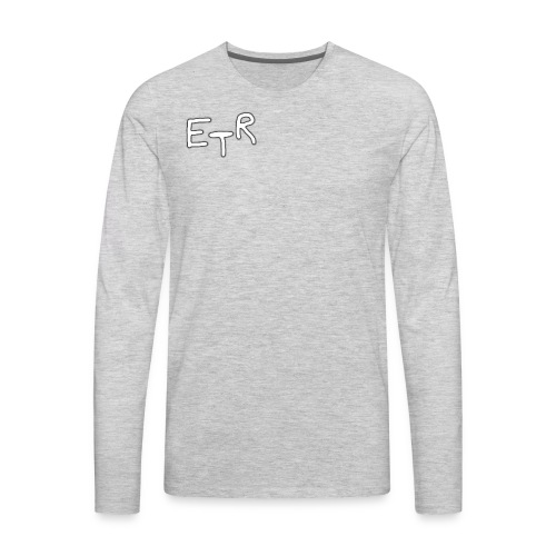 ETR - Men's Premium Long Sleeve T-Shirt