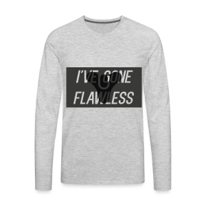 ive_gon_flawless_logo - Men's Premium Long Sleeve T-Shirt