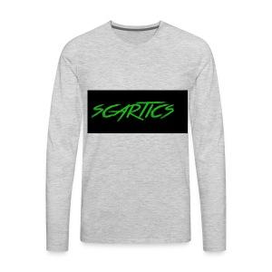 scartics - Men's Premium Long Sleeve T-Shirt