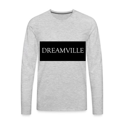 Dreamville_Clothing_Logo - Men's Premium Long Sleeve T-Shirt
