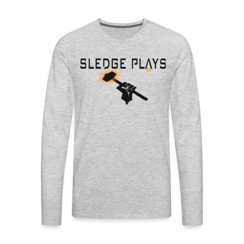 OverSledge - Men's Premium Long Sleeve T-Shirt