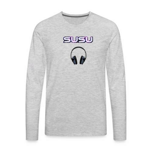 Tingle Su - Men's Premium Long Sleeve T-Shirt