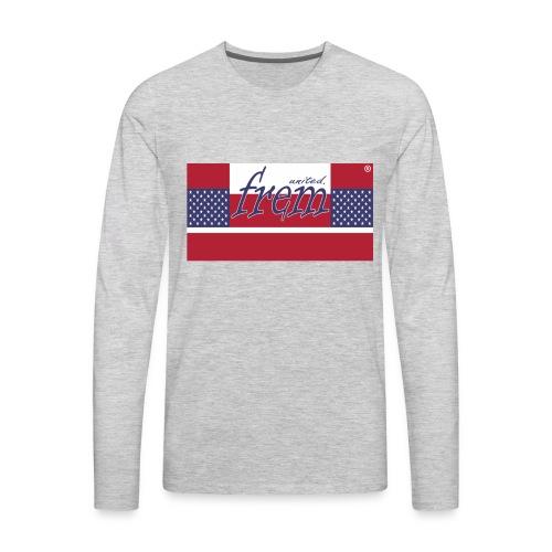 Frem Is The Future - Men's Premium Long Sleeve T-Shirt