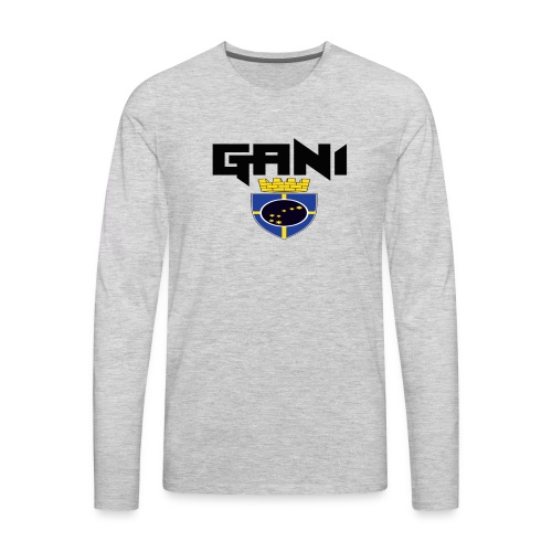 gancuge zvezdara - Men's Premium Long Sleeve T-Shirt